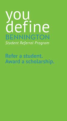 student referral program graphic